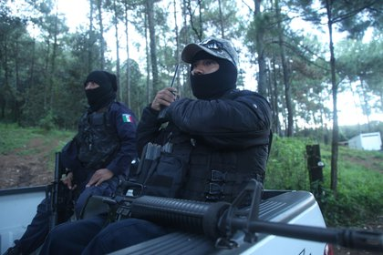 El estado ha presentado numerosos ataques en contra de las fuerzas armadas durante las últimas horas (Foto: Juan José Estrada Serfín / Cuartoscuro)