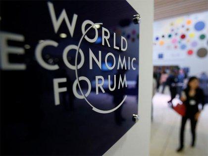 La encuesta se presentó en Davos
