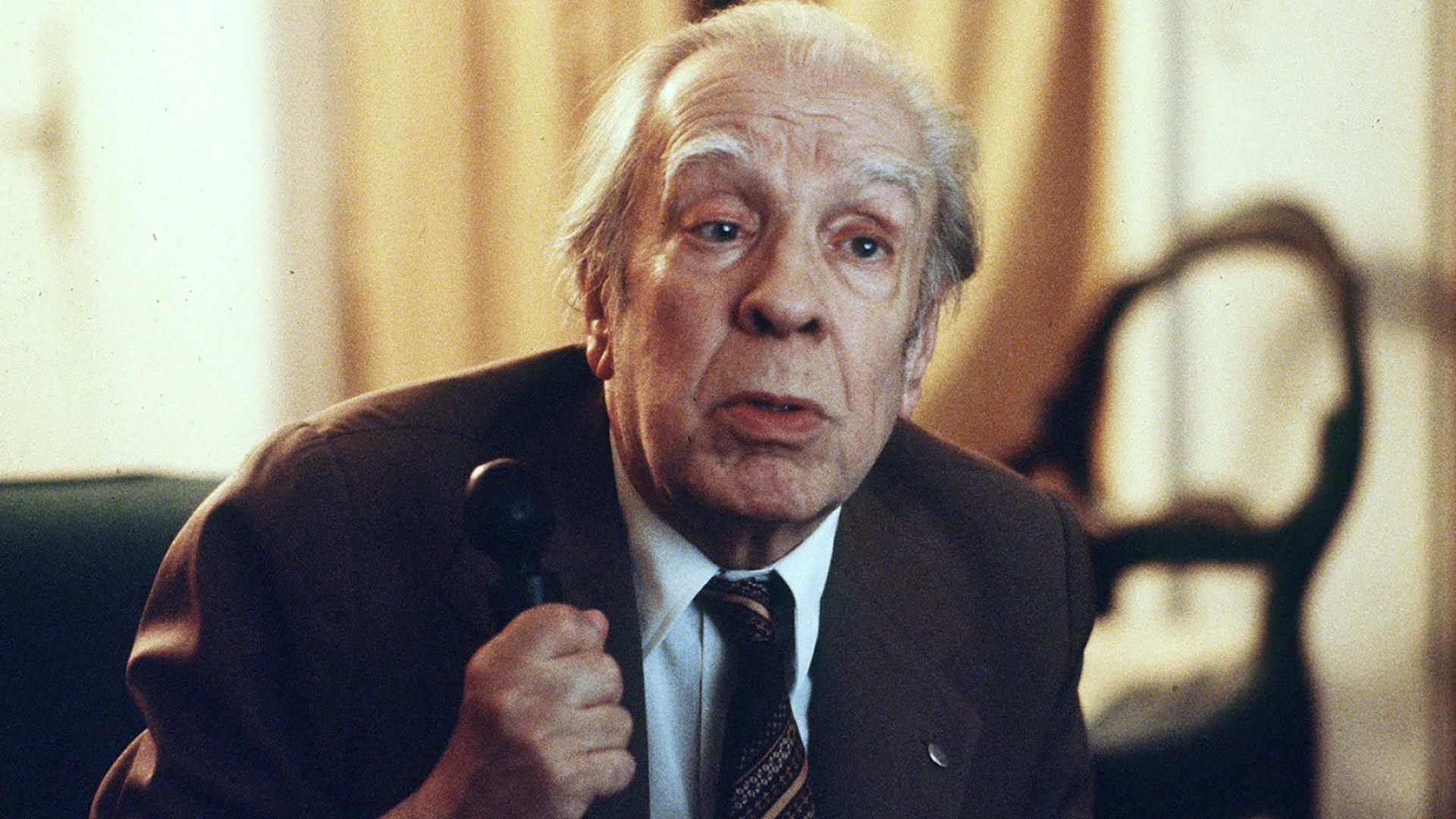 Sigue la polémica por los manuscritos de Borges (foto archivo: AP)