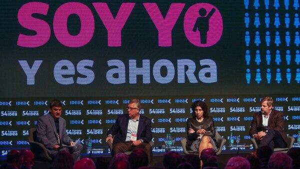 """El panel """"Nuestro rol"""" (Christian Heit)"""