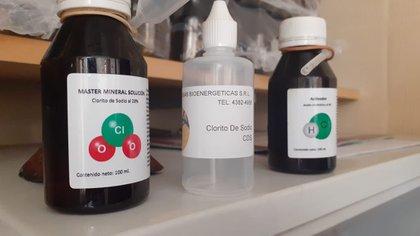 El dióxido de cloro es una sustancia que se utiliza para la fabricación del papel y no está autorizada como medicamento en ningún país del mundo