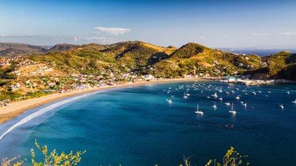 Destinos soñados recorren las costas de Nicaragua (Crédito: Shutterstock)
