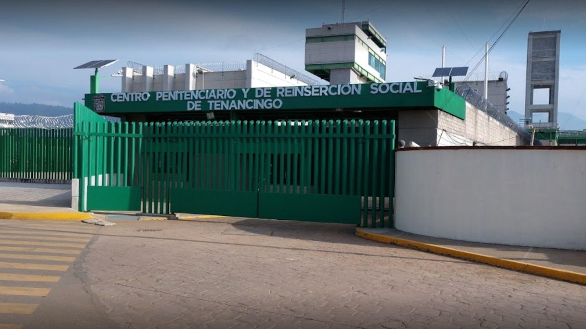 Los primeros informes indicaron que se escucharon disparos al interior del Centro Penitenciario de Tenancingo (Foto: Google Maps)