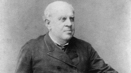 Domingo Sarmiento estuvo enfrentado con Alberdi