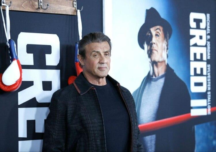 "Sylvester Stallone se despide de su personaje Rocky Balboa en ""Creed 2"" ( GETTY 428695c51b51a"