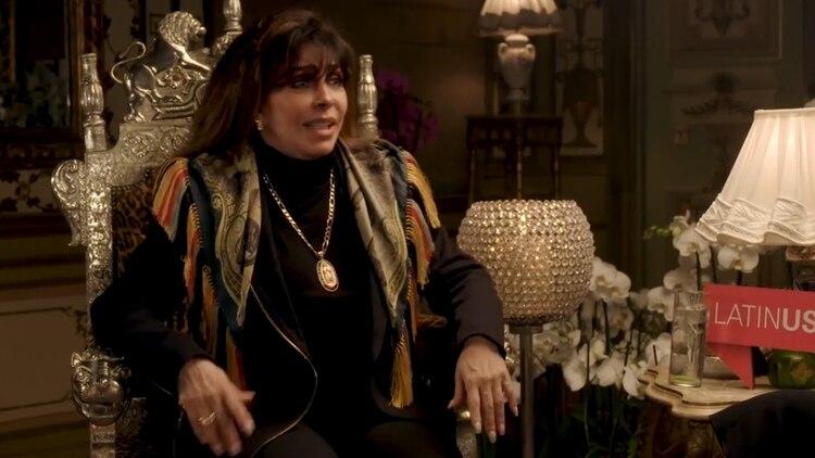 La actriz Verónica Castro abrió su corazón para platicar con Galilea Montijo. (Foto: captura de pantalla)