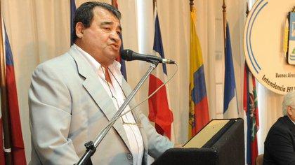 El ex intendente de Tres de Febrero Hugo Curto es parte del listado