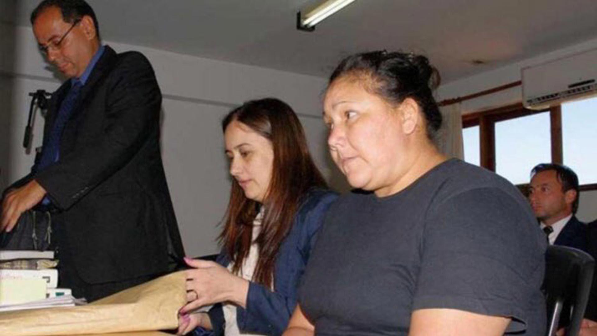 maria ovando, condenada en misiones por el abuso de su hija y su nieta