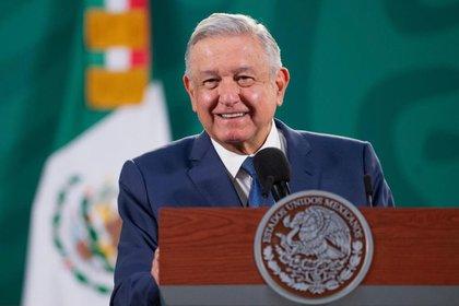 López Obrador es de los mandatarios con más aprobación (Foto: Cortesía Presidencia)