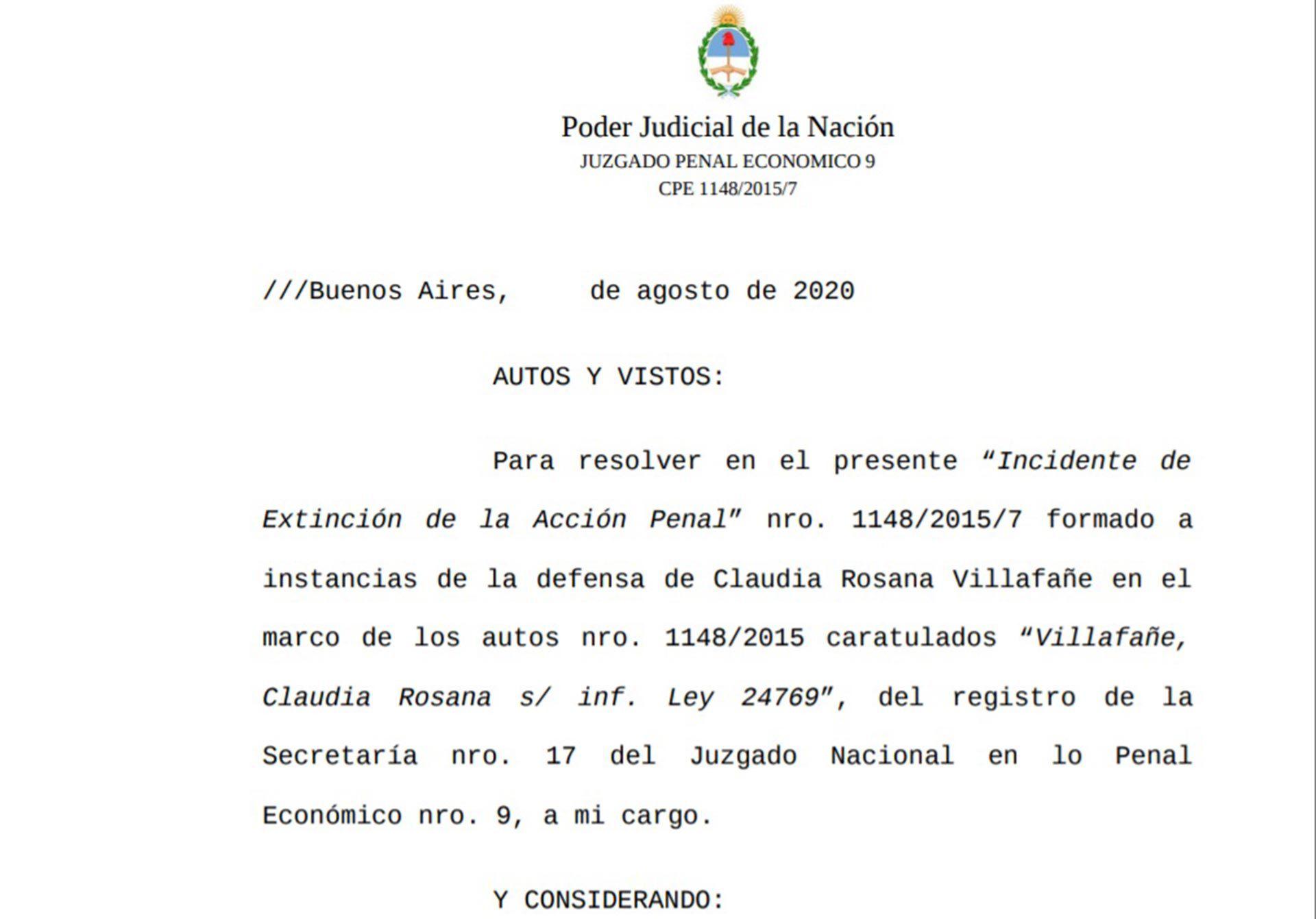 Un nuevo revés judicial para Claudia Maradona