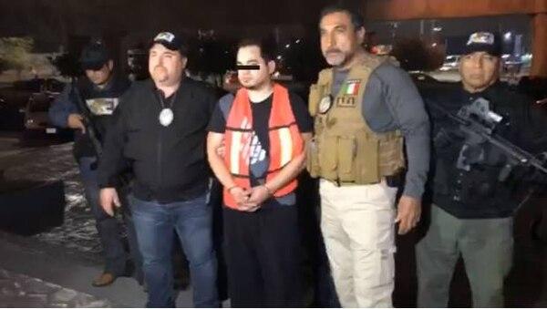 Las autoridades detuvieron a dos hombres por ser los presuntos atacantes, uno de ellos, identificado como Raúl, es originario del municipio de San Nicolás (Tiempo Regio)