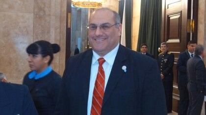 El ex diputado del PRO por Tierra del Fuego Gastón Roma.