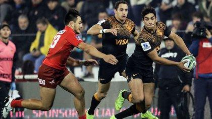 """Jaguares mejoró y de menor a mayor durante el proceso iniciado por """"Queso"""" Quesada, este sábado disputará la final en la isla sur de Nueva Zelanda."""