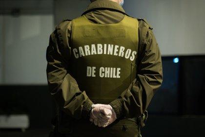 29/05/2020 Agente de la policía de Chile, Carabineros POLITICA SUDAMÉRICA CHILE LEONARDO RUBILAR/AGENCIAUNO / LEONARDO RUBILAR