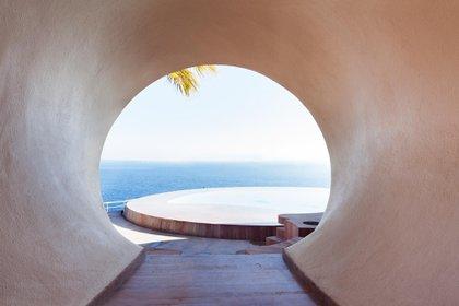 De fondo, el Mar Mediterráneo (Foto: ©PhotoCloeHARENT7)