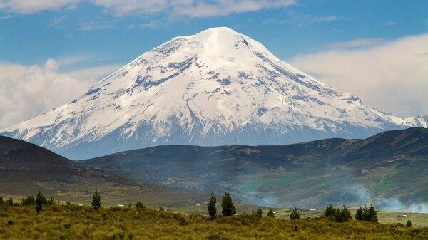 chimborazo-volcan