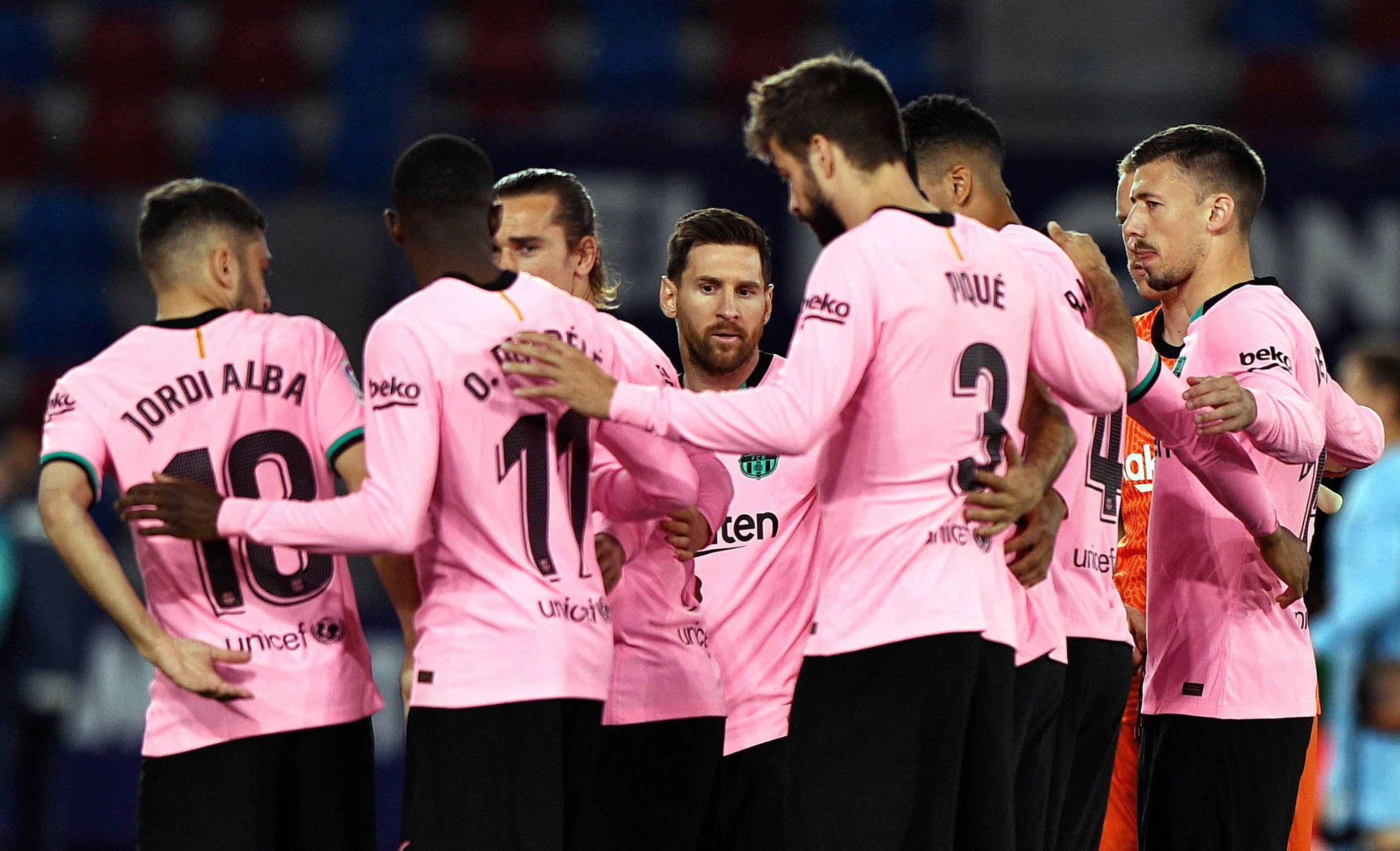 El Barcelona finaliza la temporada con problemas económicos que deberá afrontar (Reuters)