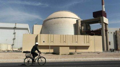 Reactor nuclear en Bushehr, Irán