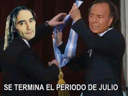 """Se termina Julio, llega """"Agostini"""""""