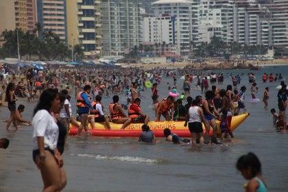 Acapulco es considerada la segunda ciudad más violenta del mundo. (Foto: Cuartoscuro)