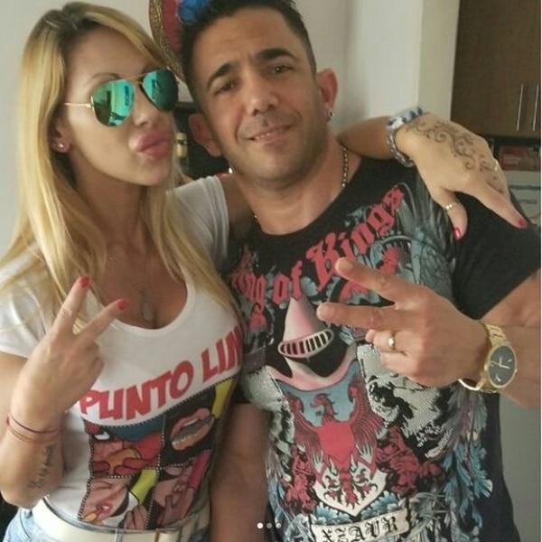 "El reencuentro de Mónica Farro con Juan Suris, tras ser excarcelado: ""¡Por fin, amor!"""