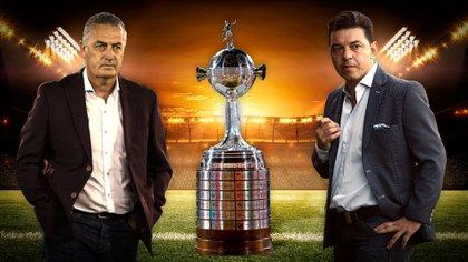 Boca y River podrían cruzarse en las semifinales de la Copa Libertadores