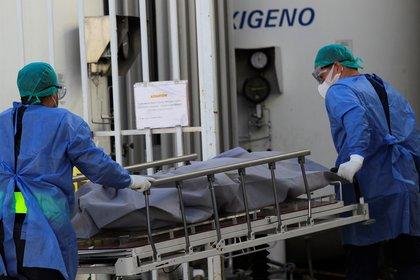 México presenta el segundo brote de casos de COVID-19 (Foto: EFE / Luis Torres)