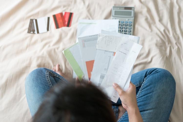 6 consejos de la American Psychological Association (APA) para lidiar con el estrés financiero (Shutterstock)