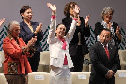 Su objetivo es terminar con la violencia de género. (Foto: Cuartoscuro)