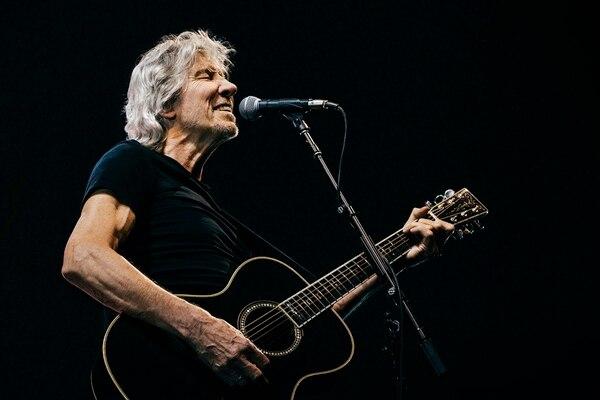 """""""Quiero tener músicos mapuches en mi show"""", dijo el ex líder de Pink Floyd"""