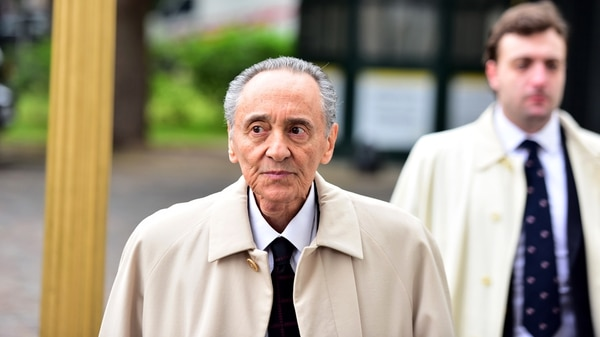 Héctor Magnetto (Amilcar Orfali)