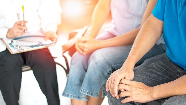 En la actualidad, más de 129.000 argentinos/argentinas conviven con el VIH (Shutterstock)