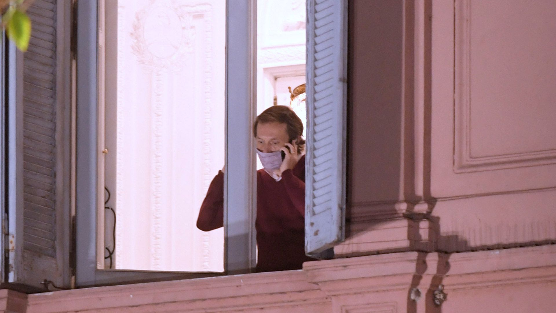 ministros renuncia casa rosada moroni