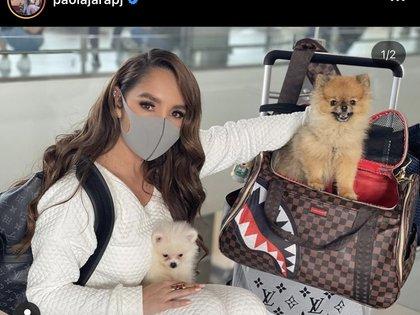 Paola Jara y Jessi Uribe anunciaron la llegada de un nuevo integrante a su  familia - Infobae
