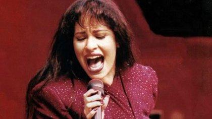 Selena Quintanilla se convirtió en una leyenda musical (Foto: Archivo)