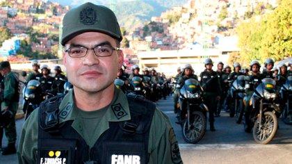 MG Zavarse Pabón es el comandante general de la GNB