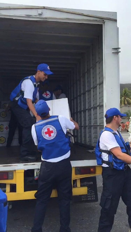 Guaidó reivindicó como un logro que Maduro haya accedido a la ayuda (@NTN24ve)