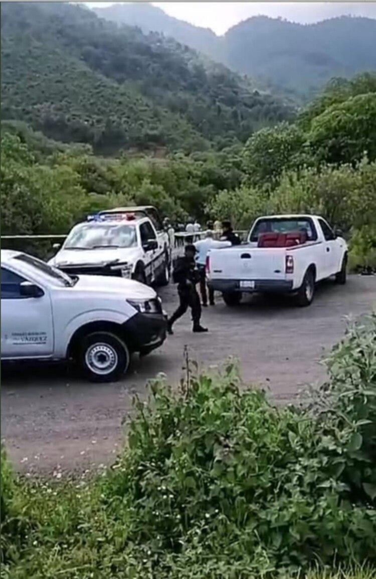 La Fiscalía aún no detiene a los asesinos (Foto: Twitter)