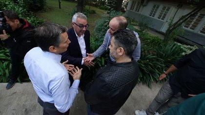Gray, Zamora, Insaurralde y Menéndez