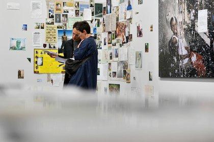 """""""Panorama"""" tendrá dos instancias: una digital con la plataforma que aporta arteBA y otra presencial con citas previas según protocolo (Harold Cunningham/Getty Images)"""