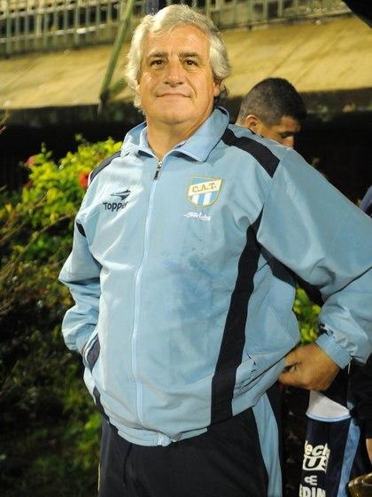 En el 2009 ascendió a Atlético Tucumán por primera vez en su historia a primera (FotoBaires)