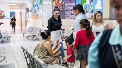 La primera Sala de Cuidados Paliativos para Niños con Cáncer y Enfermedades Terminales del país en el 2018 (Foto: Archivo)