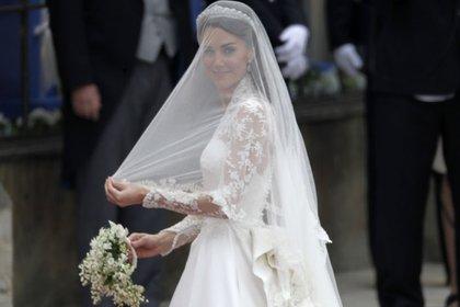 29 de abril de 2011: la boda real de Kate Middleton y William