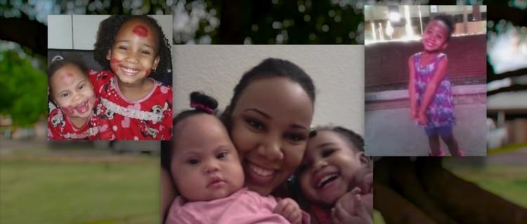 Aaron Elijah Smith primero mató a su esposa y luego a dos de sus hijas porque se parecían mucho a ella Foto: (Captura de pantalla ABC15)