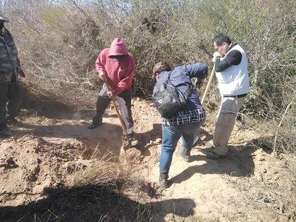De los siete colectivos, tres de sus líderes, entre ellos Flores Armenta, han encontrado los restos de sus hijos: víctimas de la desaparición forzada y el crimen organizado (Foto: Facebook/Madres Buscadoras de Sonora)