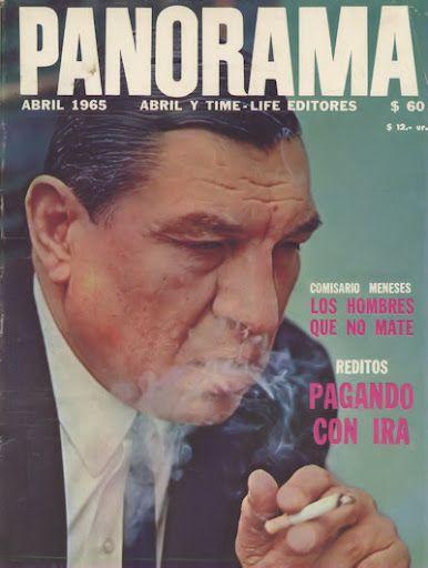 Tapa de la revista Panorama