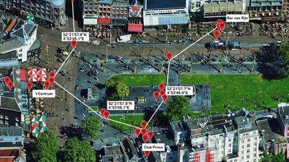 La vulnerabilidad permite conocer con precisión la ubicación de los usuarios (www.queereurope.com)