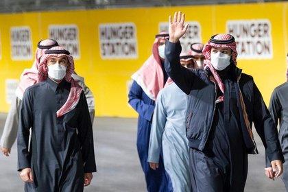 Bin Salman es el heredero al trono de Arabia Saudita