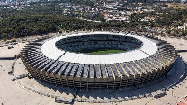 Capacidad aproximada: 63.000 espectadores