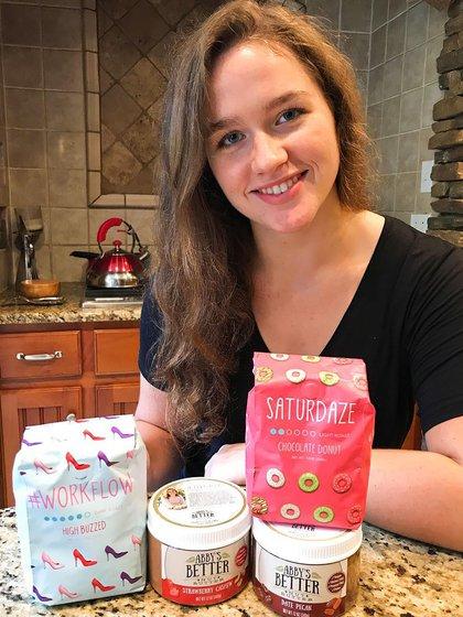 La marca ofrece cinco mantequillas de nuez distintas y se ha expandido a productos y bares